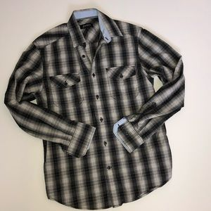 J. Campbell Button Up Shirt Small